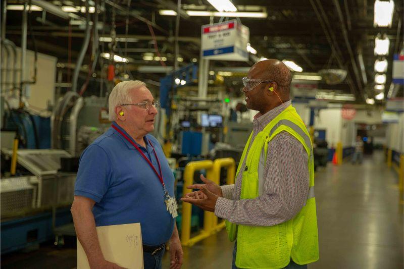 ATC Drive Train Supervisor & Employee