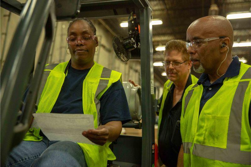 ATC Drive Train Employees